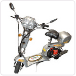 33cc/43cc/49cc Gas Scooter Pull Starter. - ScooterParts4Less.com