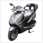JETMOTO TAHOE SPORT 150CC SCOOTER