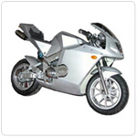X8 Super Pocket Bike