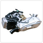 4-Stroke 125cc to 150cc GY6 Engine