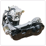 4-Stroke 250cc CF250 Water-Cooled Engine Parts