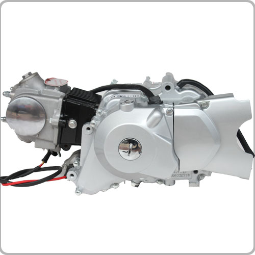 4-Stroke 50cc Horizontal Engine