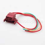 Relay Connector with Wire forHONDA CBR400 NC23 CB400 VTEC