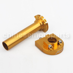 "GOLDEN High Quality 7/8"" CNC Billet Fast Throttle"