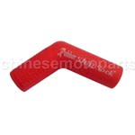 Ryder Clips Motorcycle Biker RUBBER Shift Shifter Sock Peg Cover RED