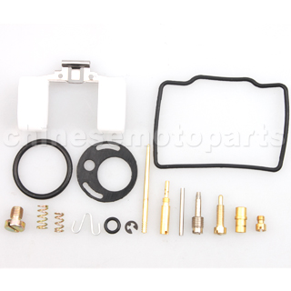 16mm Carburetor Repair Kits for 70cc ATV, Dirt Bike & Go Kart