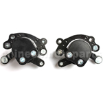 Front & Rear Disc Brakes for 47cc & 49cc 2-stroke Pocket Bike