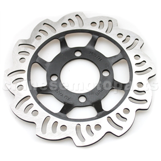 Front Disc Brake Plate for 50cc-125cc Dirt Bike