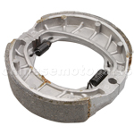 Universal Rear Drum Brake Shoes Pad for GY6 50-150cc Moped Scooter
