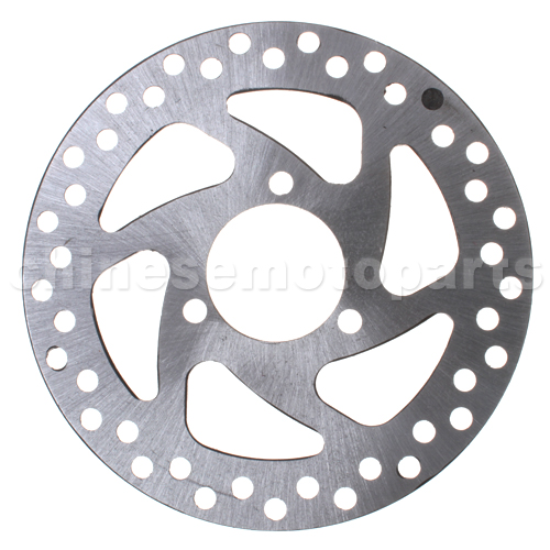 Disc Brake Plate for 2-stroke Pocket Bike