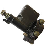Right Upper Disc Brake Pump With Mirror Mount for 50cc-250cc ATV