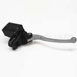Right Brake Master Cylinder with Lever for HONDA CB125 T
