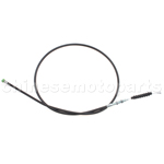 "50.59"" Clutch Cable for 200cc-250cc ATV & Dirt Bike"