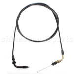 "87.99"" Throttle Cable for 150cc Moped & Scooter"