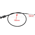 "30.12"" Hand Choke Cable for 250cc Water-cooled ATV"