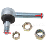 14mm-16mm Adjustable Tie Rod End for 50cc-250cc ATV