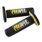 "7/8"" rubber hand grip handlebar motorcycle pit mx bike Pro taper handle bar grip"
