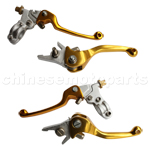 Performance Lever Set for 50cc-125cc Dirt Bike