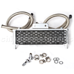Reticulated Aluminium Alloy Oil Cooler for Dirt Bike & Motorcycle