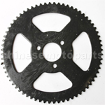 Rear Sprocket for 2-stroke 47cc & 49cc Pocket Bike