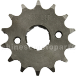 428 14-Tooth 20mm Engine Sprocket for 50cc-250cc ATV, Dirt Bike & Go Kart