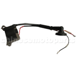 2-STROKE IGNITION COIL 33cc 43cc 47cc 49cc 50cc POCKET DIRT BIKE ATV SCOOTER