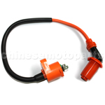 Performance Ignition Coil for GY6 50cc-150cc ATV, Go Kart, Moped & Scooter