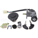B08 Ignition Switch Assy for 50cc-150cc Scooter