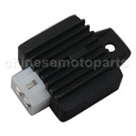 4 Pin VOLTAGE REGULATOR RECTIFIER GY6 50cc 90cc 110cc 150cc MOPED SCOOTER ATV