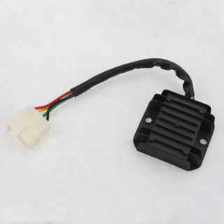 5 wire Voltage Regulator for GY6 150cc & CG 125cc-250cc ATV, Dirt Bike, Go Kart, Moped & Scooter
