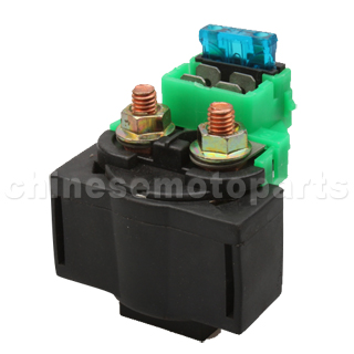 Relay with Fuse for Motorcycle