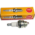 NGK BPM6A Spark Plug for 2-stroke 33cc-49cc Pocket Bike