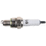 LG A7RTC Spark Plug for 50cc-150 ATV, Dirt Bike, Go Kart, Moped & Scooter