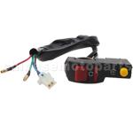 Kill Switch with start button for 50cc-250cc ATV, Dirt Bike & Go Kart