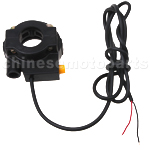 ON & OFF Witch Kill Switch for 50cc-250cc ATV, Dirt Bike, Go Kart, Pocket Bike & Scooter