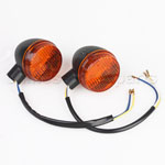 Amber Front Turning Signal Light for HONDA SHADOW 400-750cc