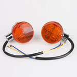 Amber Front Turning Signal Light for HONDA SHADOW