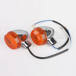 Amber Rear Turning Signal Light for HONDA SHADOW 400-750CC