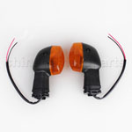 Amber Front & Rear Turning Signal Light for YAMAHA YZF R1 YZFR1 YZF 1000 YAMAHA YZF R6 YZFR6 YZF