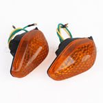 Amber Turning Signal Light for HONDA CBR250 MC19 CBR400 NC23 NC24 V4