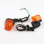 Amber Rear Turning Signal Light without Holder for YAMAHA TTR250