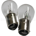 P21 Brake Light Bulbs of 12V 21w/5w