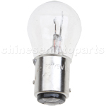 S-25 BAY15D 12V 21/5W Brake Bulbs