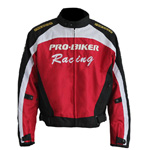 Motorcycle Sport Bike Pro-biker Racing Armor Jacket With Pads Size L XL XXL