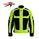 Pro-Biker JK21 Protective Jacket Sports Protection With Elbow and Shoulder Protector