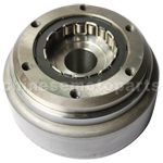 8 Magneto Rotor with Over-running Clutch for CB250cc Water-Cooled Dirt Bike