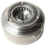 18 Magneto Rotor with Over-running Clutch for CB250cc Water-Cooled ATV