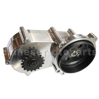Leah Reduction Gear Box(Dual Sprocket) for 47cc & 49cc Pocket Bi