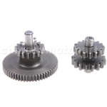 Dual Gear for CG 125cc-150cc ATV, Dirt Bike & Go Kart