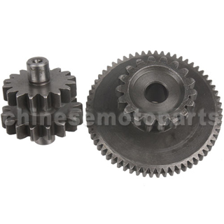 Dual Gear for CG 200cc-250cc Water-cooled / Air-cooled ATV, Dirt Bike & Go Kart